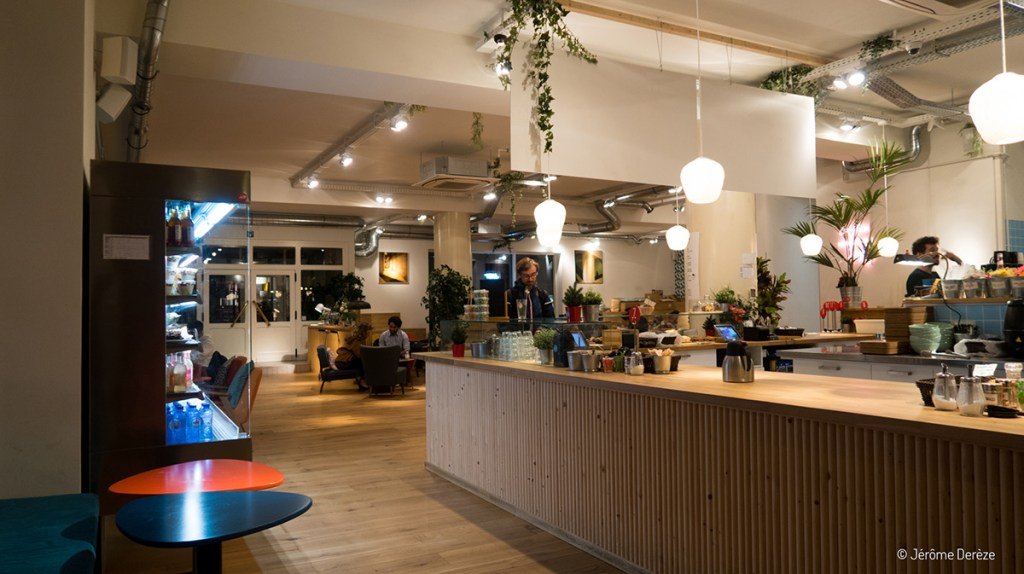JAT'Café à Bruxelles
