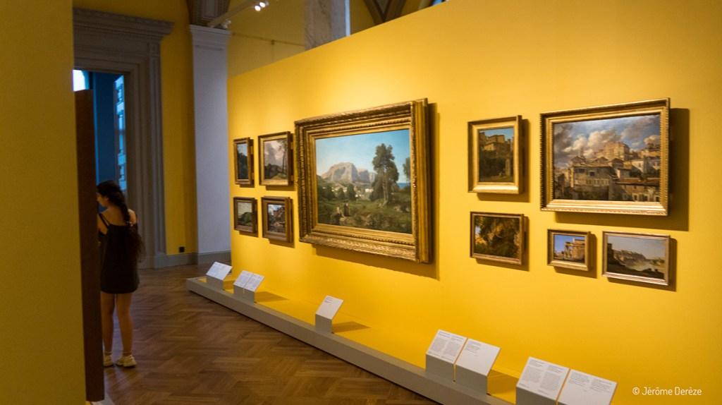 tableaux au musée national à stockholm