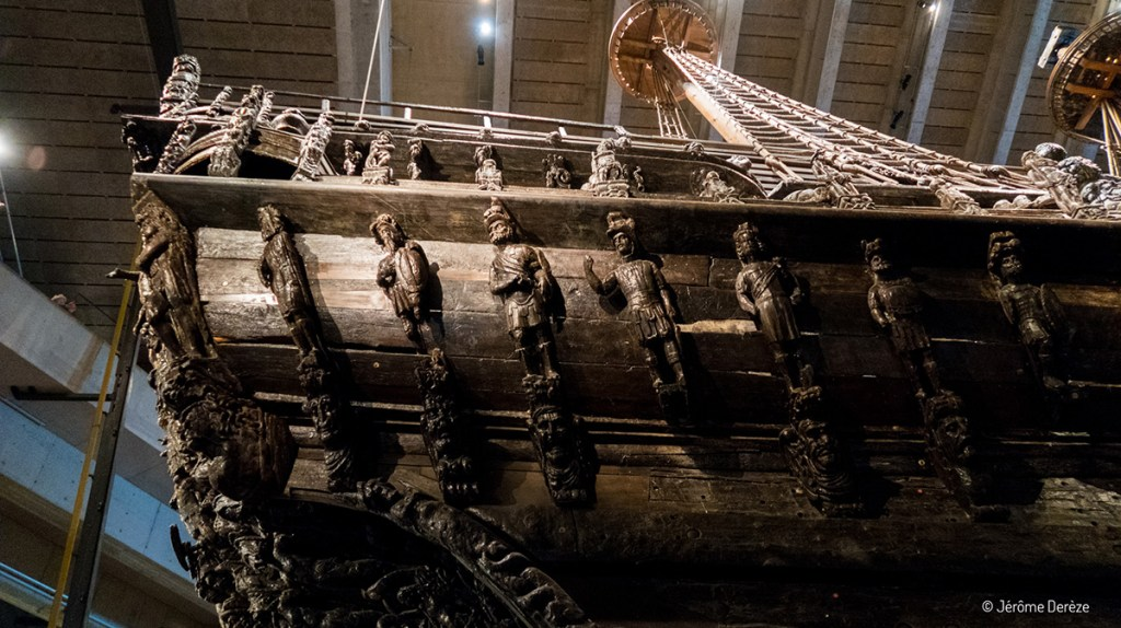 bateau musée vasa