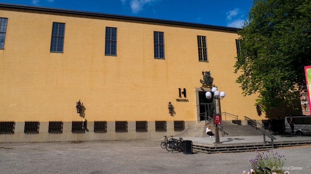 Musée historique de Stockholm