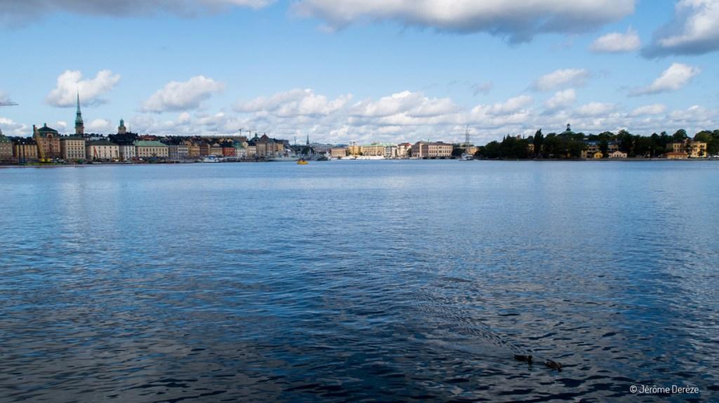 se déplacer en bateau à stockholm