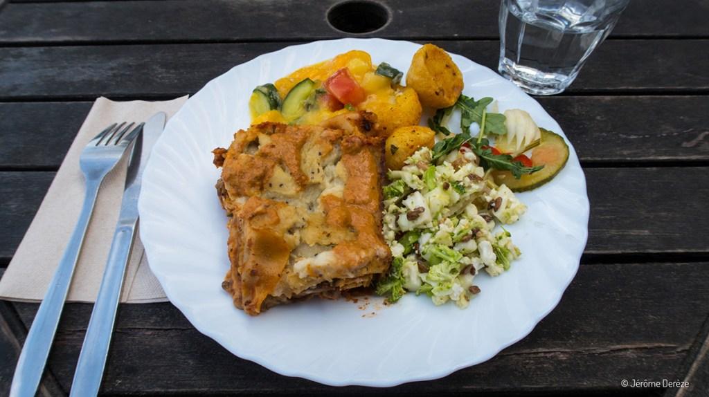 restaurant végétarien à stockholm - Hermans
