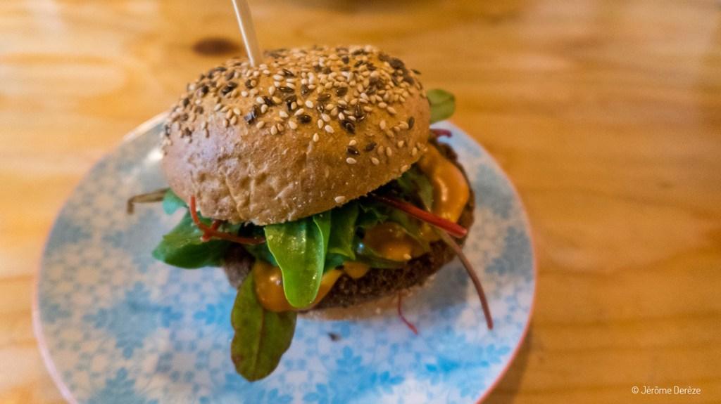 Manger à Anvers - Greenway