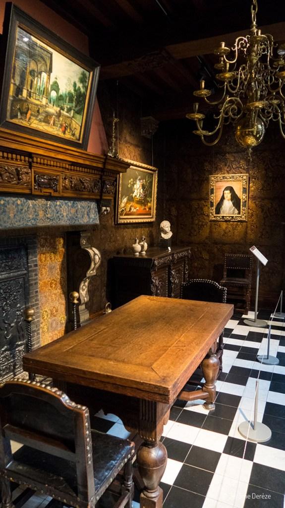 Maison de Rubens à Anvers