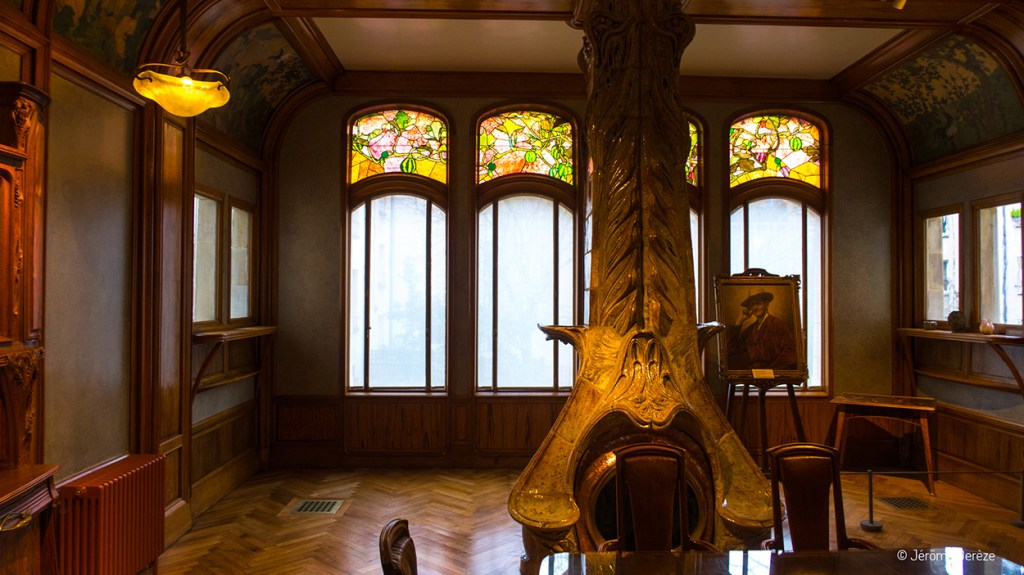 Salle à manger de la Villa Majorelle