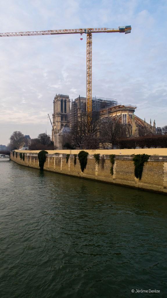 restauration de la cathédrale notre-dame de paris