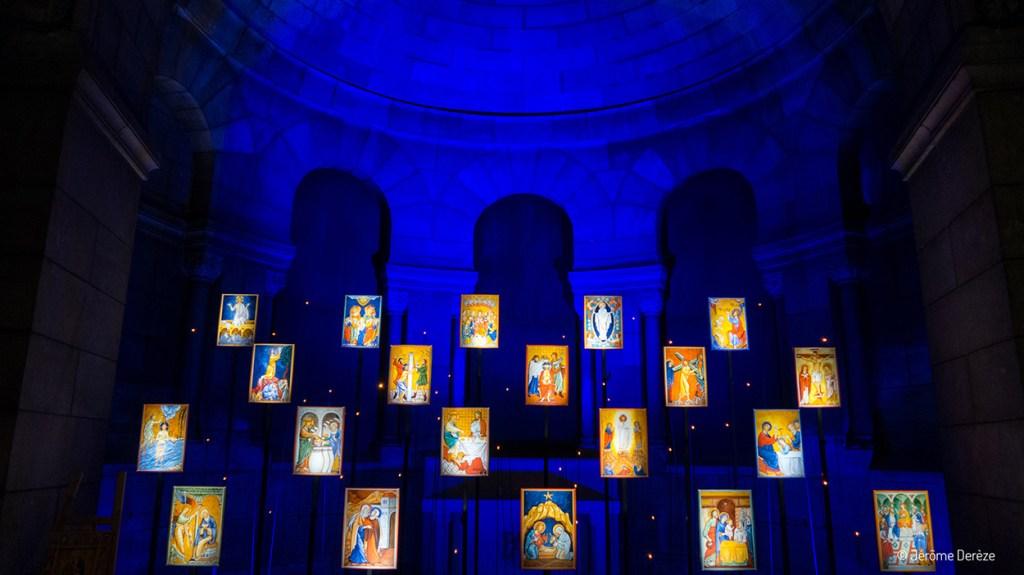 Crypte de la Basilique du Sacré-Cœur