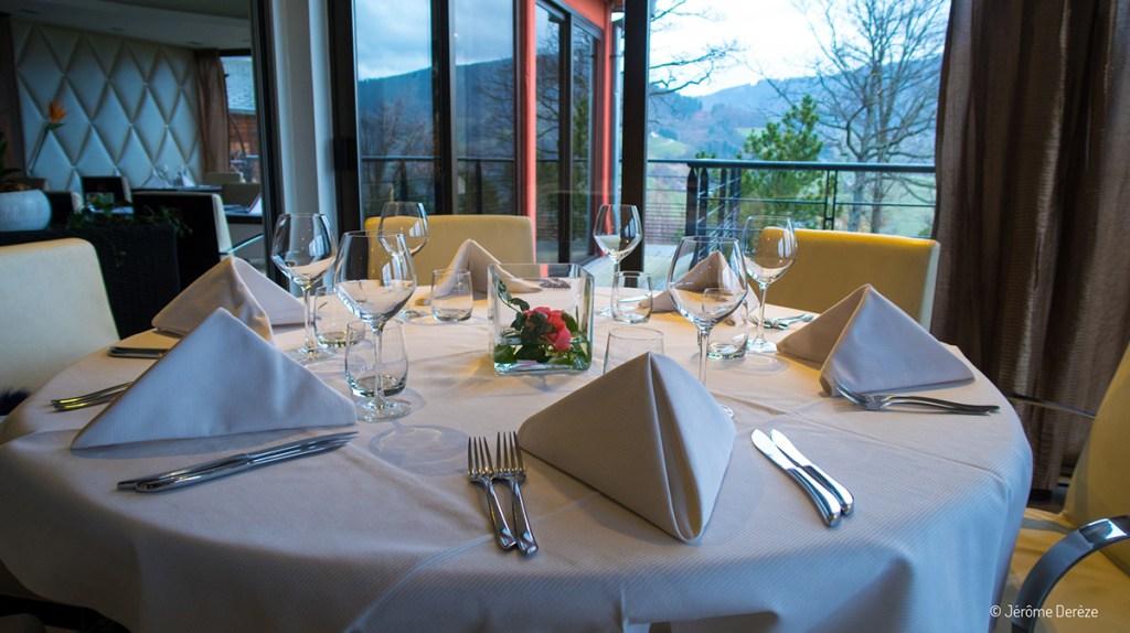 Hôtel restaurant les alisiers à Lapoutroie