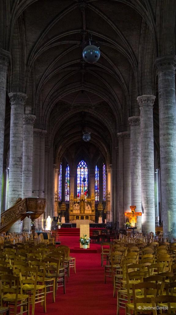 Eglise Saint Maurice à Lille