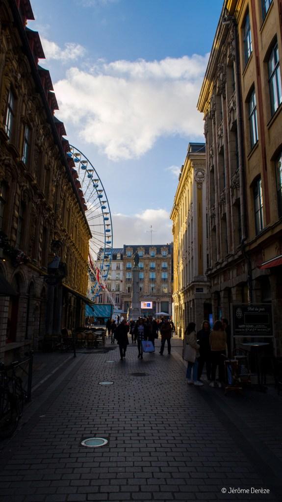 Visiter le Vieux Lille