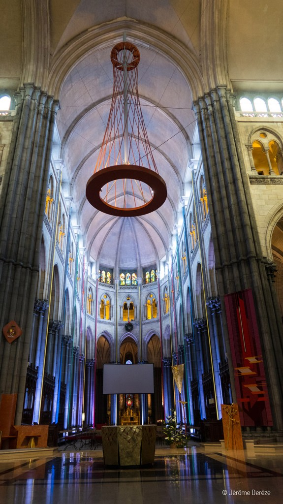 Intérieur de la Cathédrale de Lille