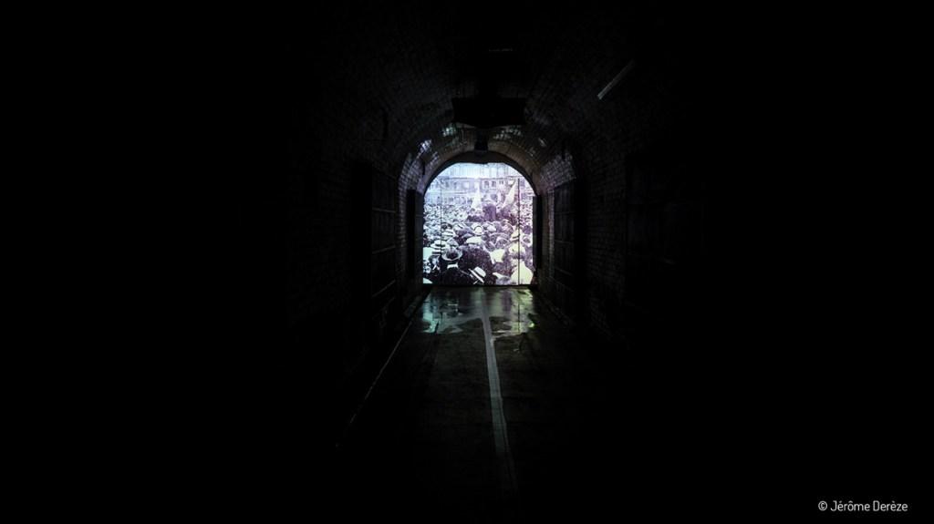 galeries souterraines de la citadelle de verdun