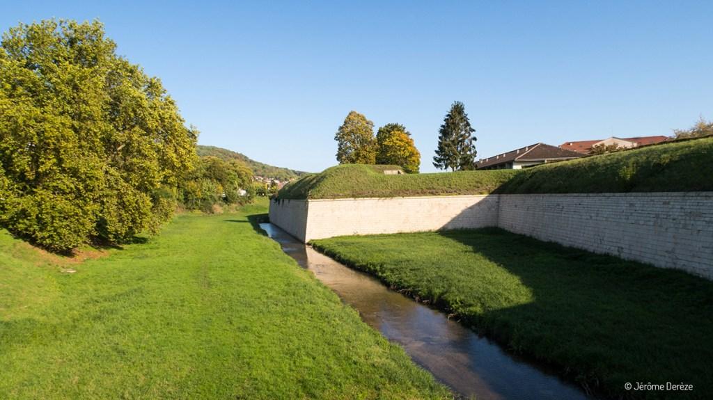 Fortifications de Vauban à Toul