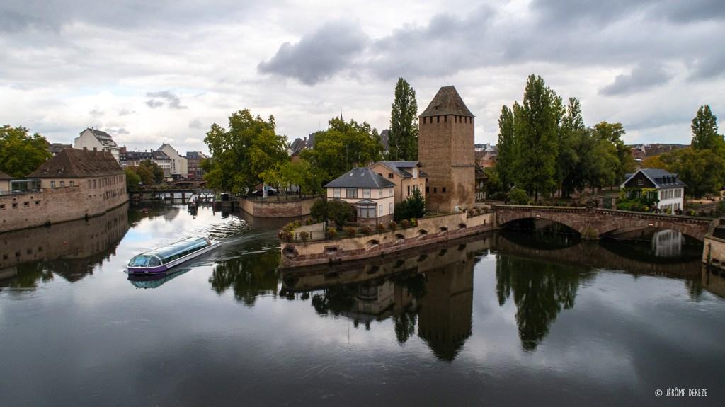 Faire une promenade en bateau à Strasbourg