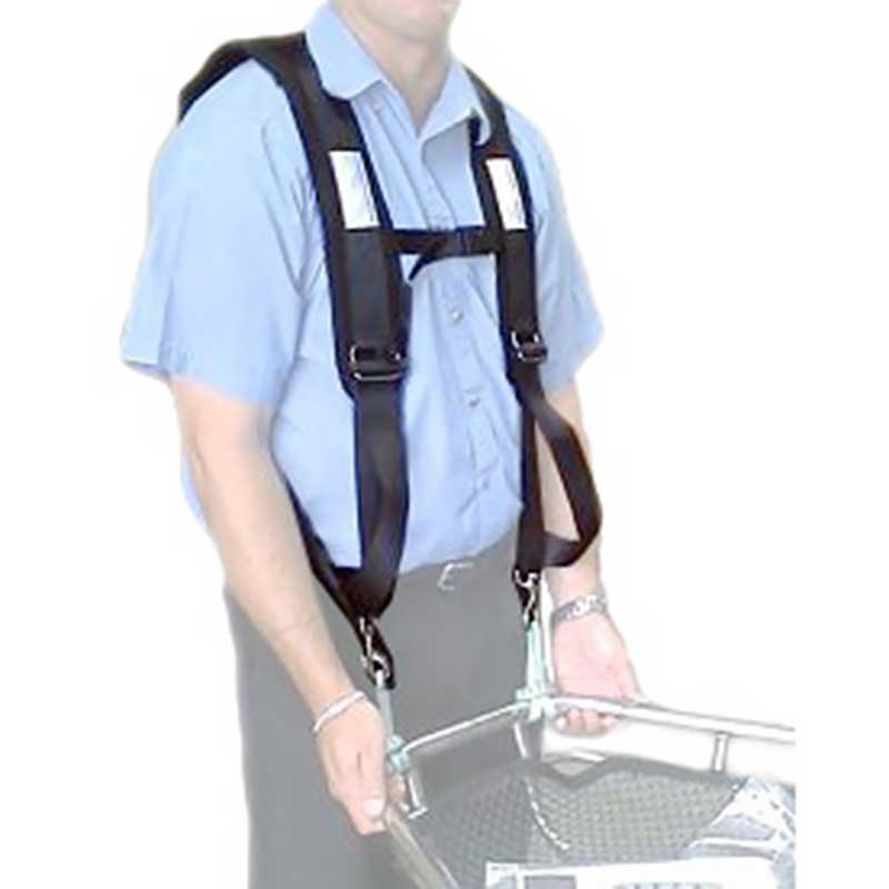 Accessories Sherpa Basket Stretcher Shoulder Harness