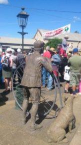 Statue, Evandale