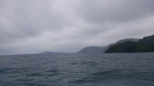 Bruny Island's southern tip
