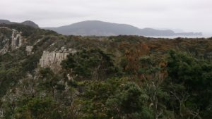 View of Cape Hauy