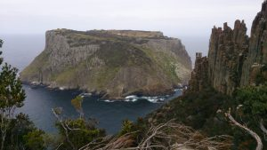 "Tasman Island from ""Seal Spa"""