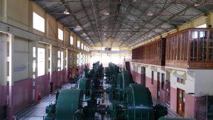 Turbines and alternators