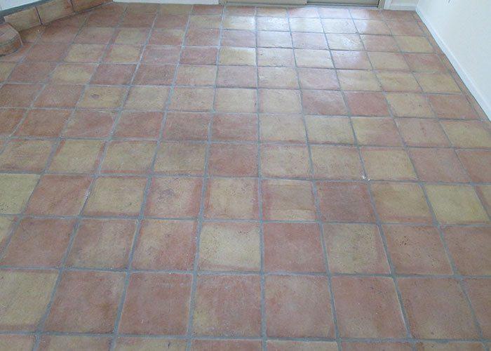 saltillo tile flooring cleaning