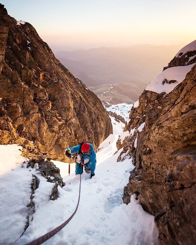 Fotografía montaña Pirineos @joffreymaluski