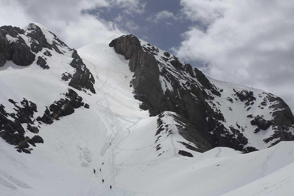 Ascensión a Monte Perdido