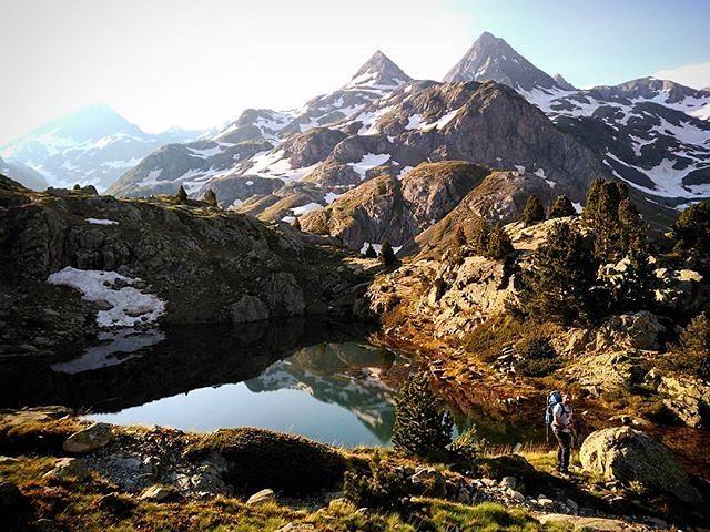 Fotografía montaña Pirineos by @sergiobeobide