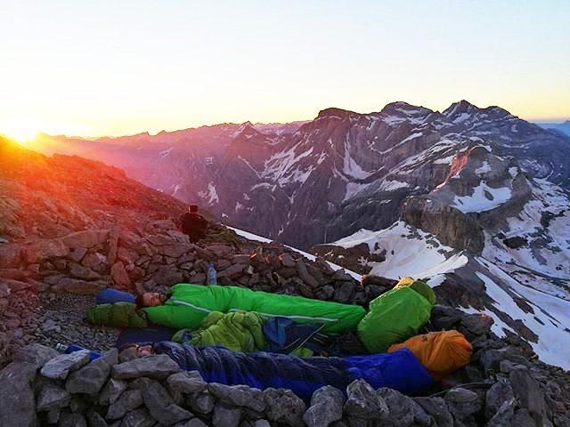 Fotografía montaña Pirineos by @breakingcoach
