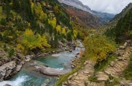 El rio en el valle de Ordesa / Foto: Jesús Alenda (vía Flickr)