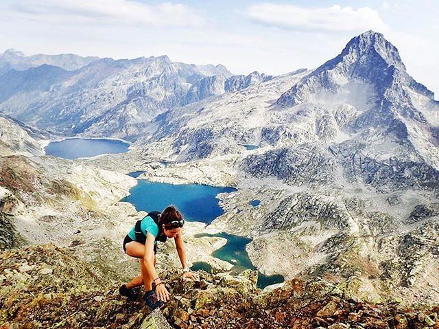 Fotografía montaña Pirineos by @igonecampos