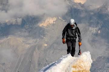 Cómo vestirse para la montaña: sistema de las 3 capas / Foto: Wynand Van Poortvliet