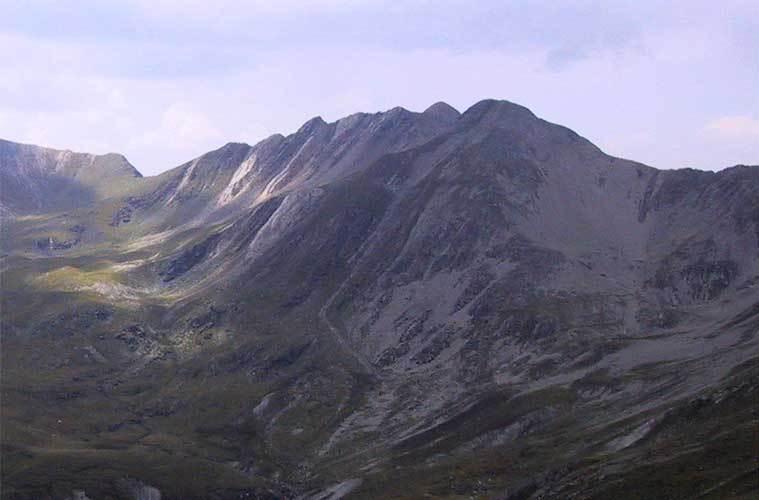 Pic de Freser desde el Coll de la Marrana / Foto: Pere Prlpz (wikimedia commons)
