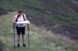 Cómo leer un mapa para hacer senderismo