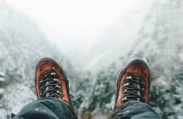 Cómo limpiar tus botas de montaña / Foto: Manuel Meurisse