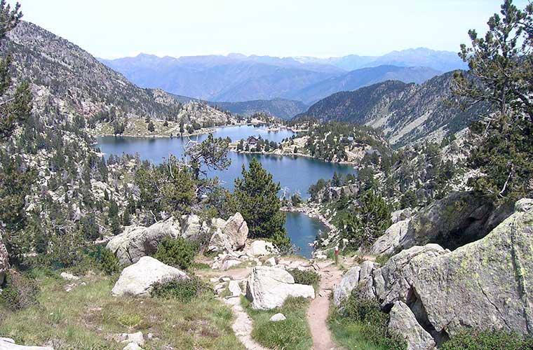 Refugio de J.M.Blanc, en el Parque Nacional d'Aigüestortes / Cotarelo75 [CC-BY-SA] Wikimedia Commons