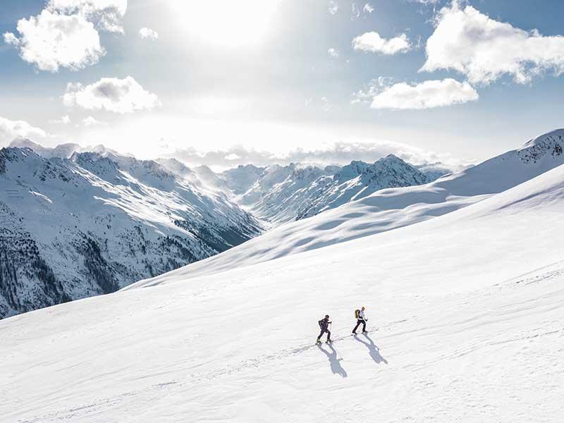 Cómo elegir las tablas de esquí de travesía / Foto: Flo Maderebner