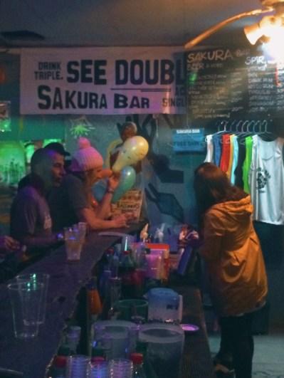 Sakura Bar