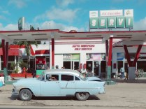 Petrol Station in Colon