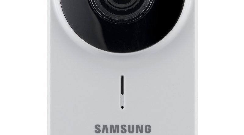 Samsung Techwin SNH-1011 Smart Home Camera review