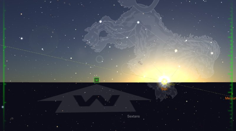 Star Walk HD stargazing app