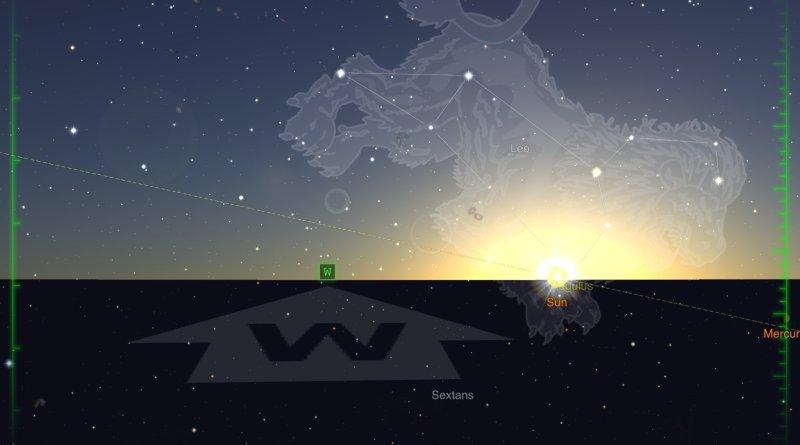 Star Walk HD stargazing app