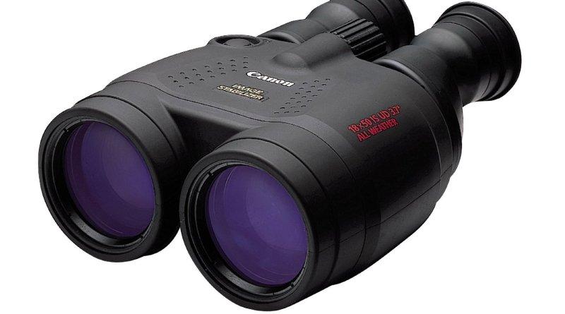 Canon 18x50 Canon 18x50 Image Stabilising binoculars