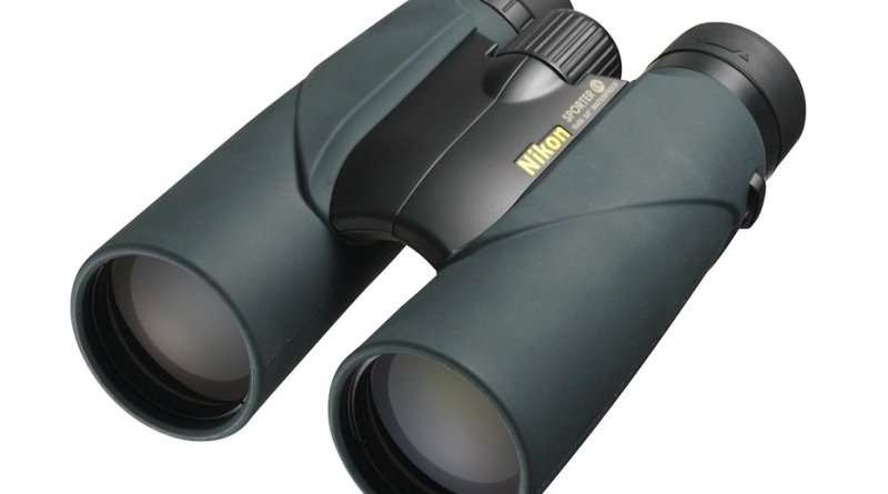 Nikon Sporter EX 10x50 binocilars bird-watching, stargazing, safari