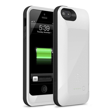 Belkin Grip Power battery case for iPhone 5/5s
