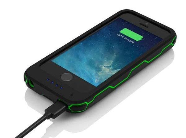 ncipio offGRID Rugged battery case for iPhone 5/5s