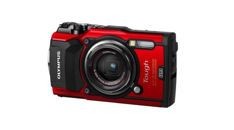 Rugged Tough Cameras - Olympus-Tough-TG-5