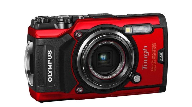 Olympus Tough TG-5 compact camera