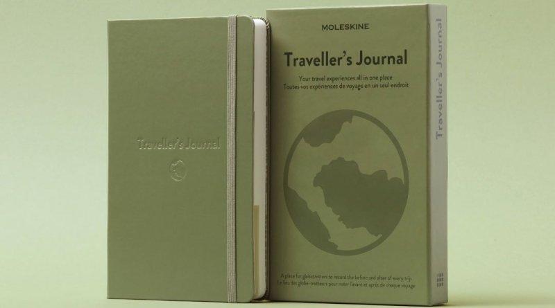 MoleskineTraveller's Journal