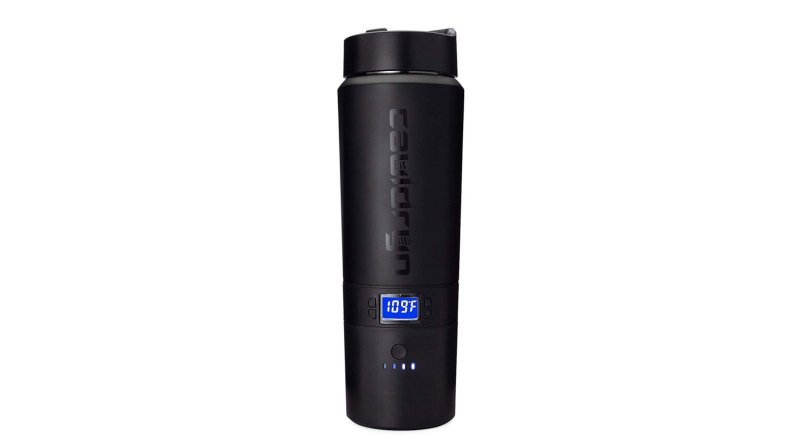 Cauldryn Coffee smart flask